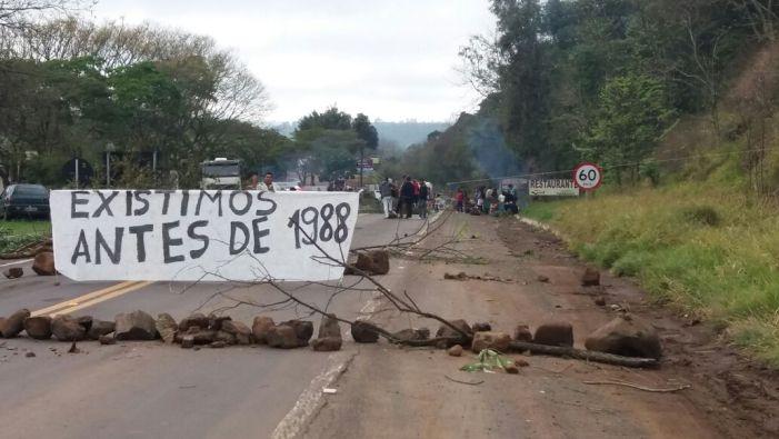Nossa história não começa em 1988! #MarcoTemporalNão