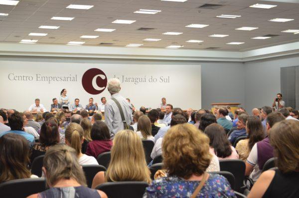 Ação popular impede ato ilegal do prefeito de Jaraguá do Sul