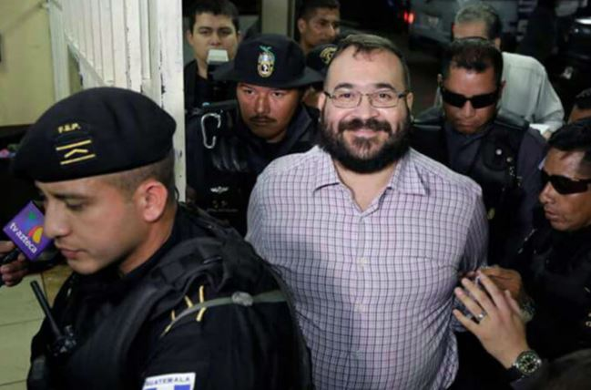 México: Fuga e extradição de um ex-governador, história de uma cleptomania apaixonada
