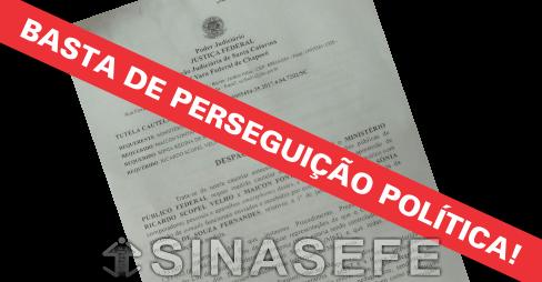 Perseguição política: PF realiza operação de busca e apreensão contra servidores do IFC