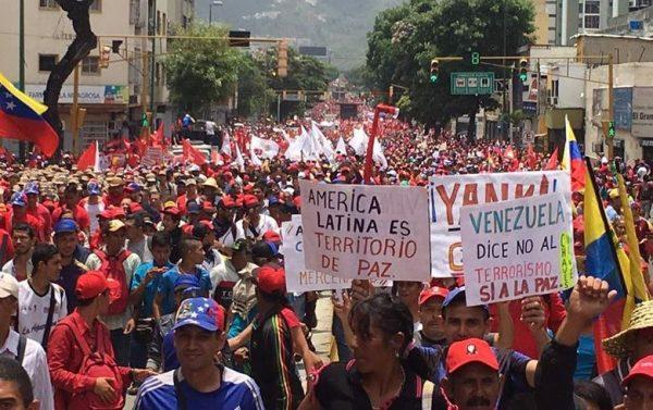 O jornalismo de guerra e a Venezuela