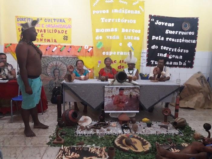 Assembleia da Juventude Tupinambá discute povos Indígenas, territórios e biomas
