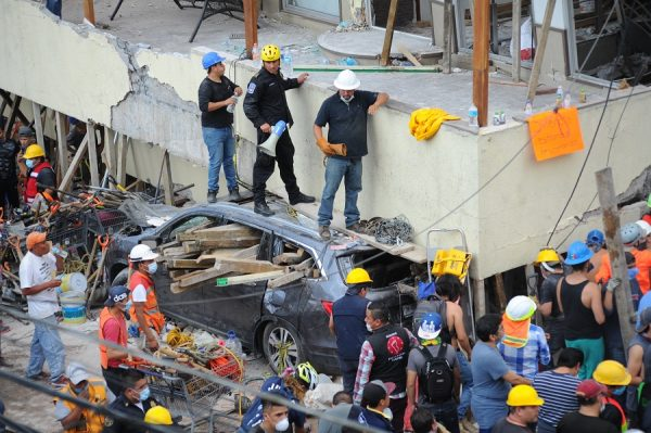 Líderes mundiais se solidarizam com México após novo terremoto