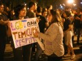 Manifestação em Florianópolis critica permissão para tratamento para reversão sexual