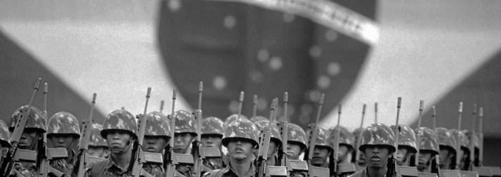 Mourão quer golpe militar. 64? Não, 2017