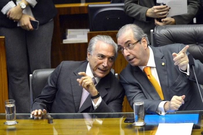 """""""Cunha distribuía propina a Temer, com 110% de certeza"""", diz Funaro"""