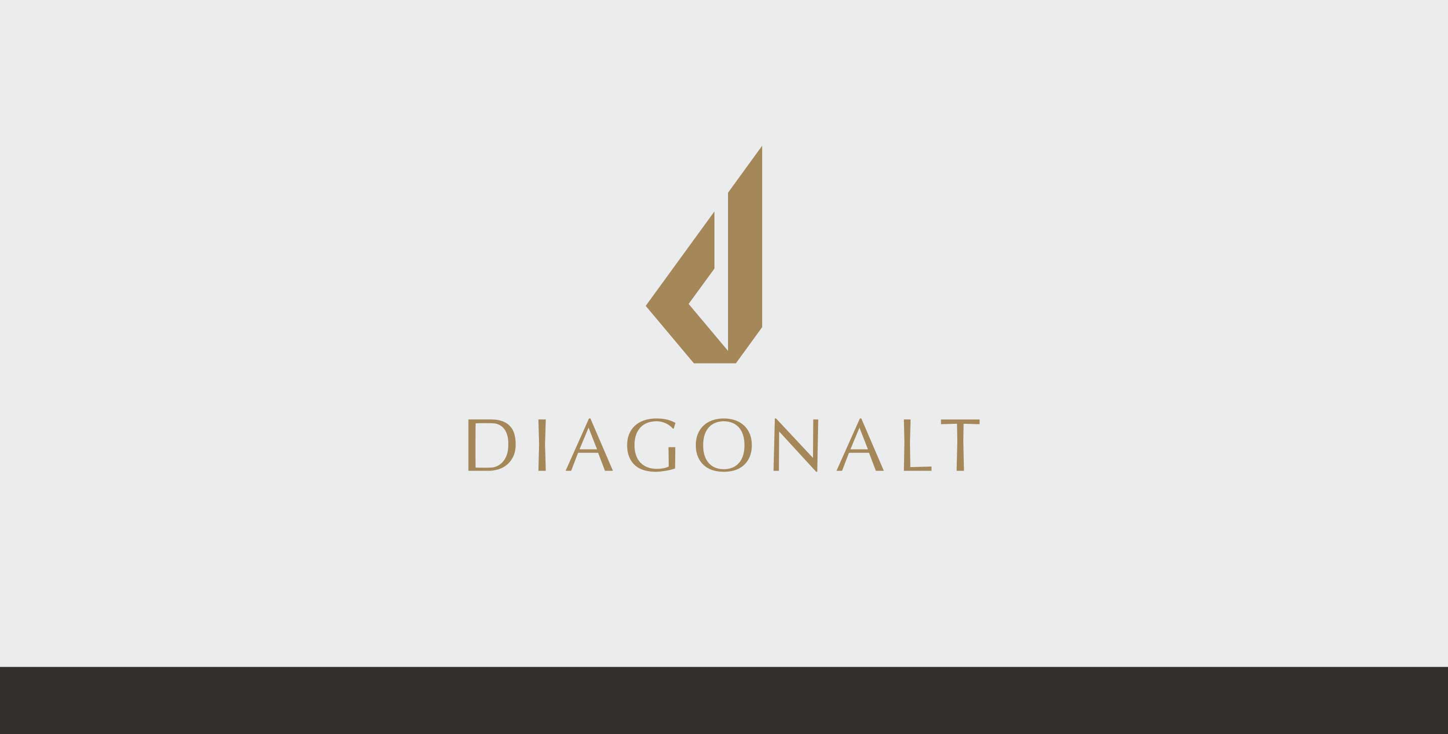 Logo for Diagonalt