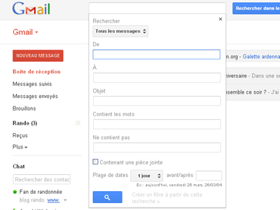 newlook search Le Gmail nouveau arrive!