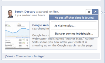 facebook journal Facebook: le nouveau profil Journal est disponible, activez le [Facebook Timeline]