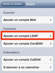 iphone ipad cardav google contact Google Contacts offre une nouvelle faon de synchroniser ses contacts avec liPhone et liPad