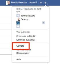 facebook sauvegarde profil backup Facebook: comment fusionner un profil  une Page dentreprise existante