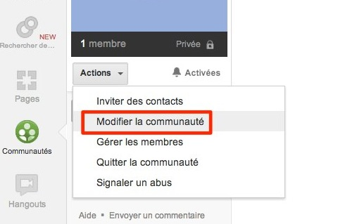 google plus communaute bookmarks descary Google+ : utilisez une communaut prive comme systme de bookmarks