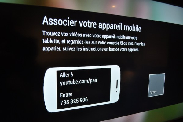 xbox 360 youtube associer appareils 2 iPad   iPhone: Comment utiliser Sent to TV, le AirPlay de Google sur votre xBox 360