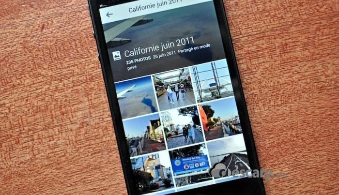 sauvegardez les photos de votre iphone sur le web