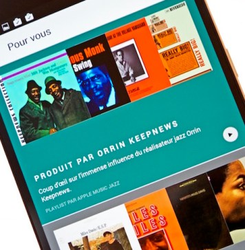 Apple Music arrive sur Android