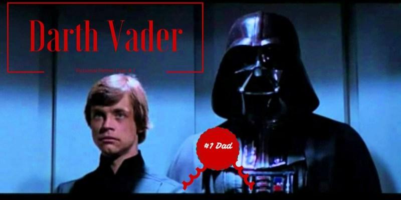 Vader #1 Dad