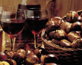 São Martinho, castanhas e vinho