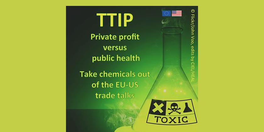 Transatlantic Trade and Investment Partnership: Private Profit v. Public Health