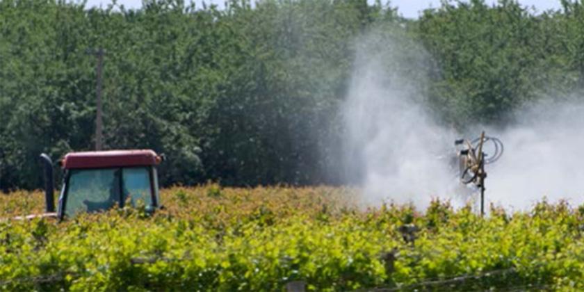 Expositions professionnelles aux pesticides : mieux connaître les risques et réduire les expositions