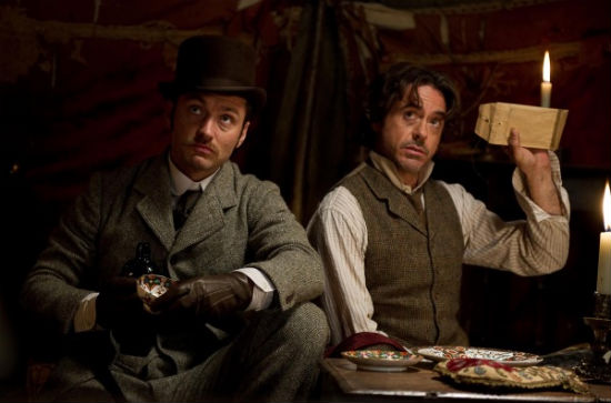 Sherlock Holmes 2 Nueva Foto