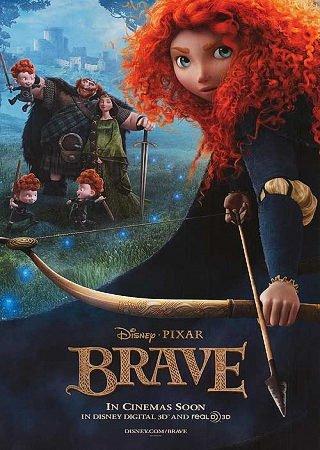 Brave-Resena-Critica-Valiente-Indomable-Pixar-Cartel