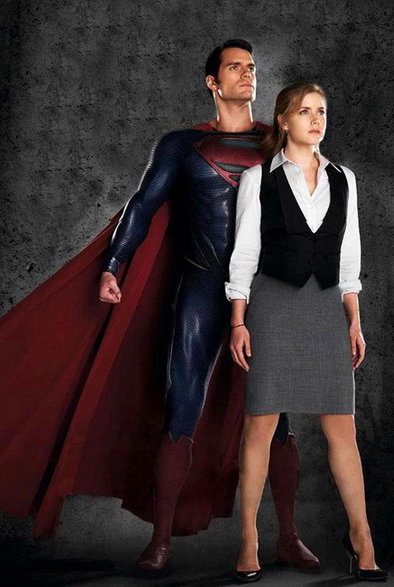 ManofSteel-Superman-Foto-HenryCavill-AmyAdams-LoisLane