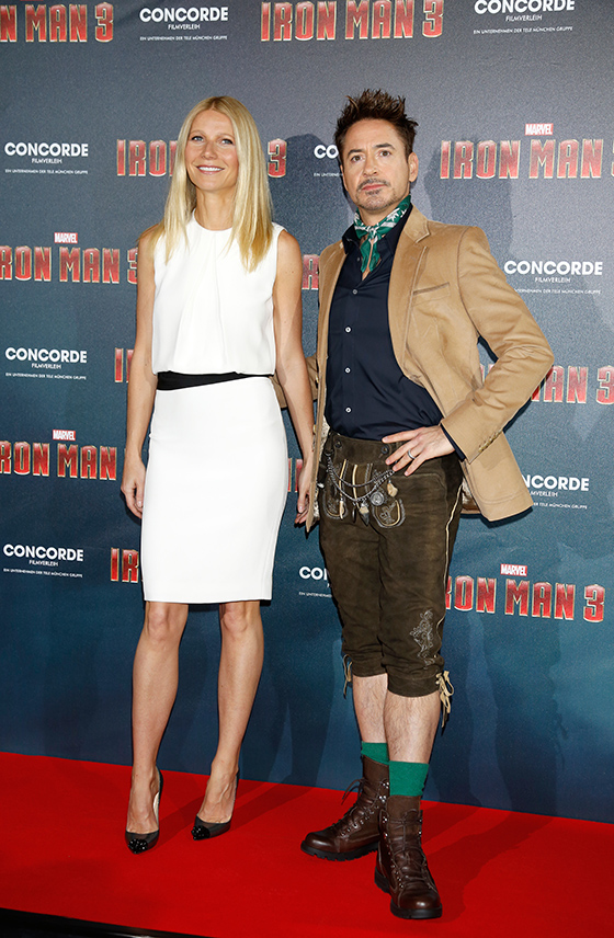 "Marvel's ""Iron Man 3"" German Tour - Photo Call"