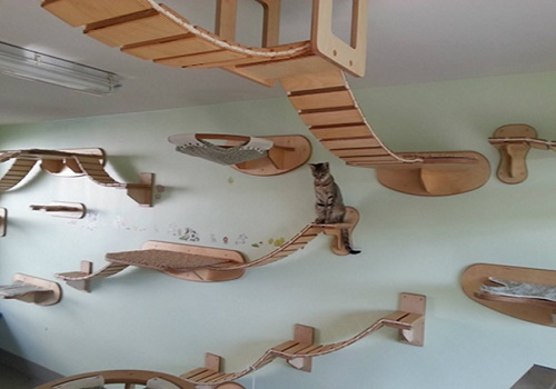 id es pour fabriquer un arbre chat maison des hommes et des chats. Black Bedroom Furniture Sets. Home Design Ideas