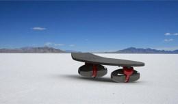 Aris Skateboard 01