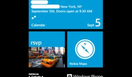 Nokia Conference Windows Phone 8