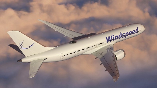 The SkyDeck could be used for commercial airlines. Image via Windspeed Technologies