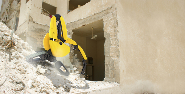 Demolition in Al Sadd