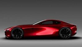 Mazda RX-Vision : le retour du rotor ?