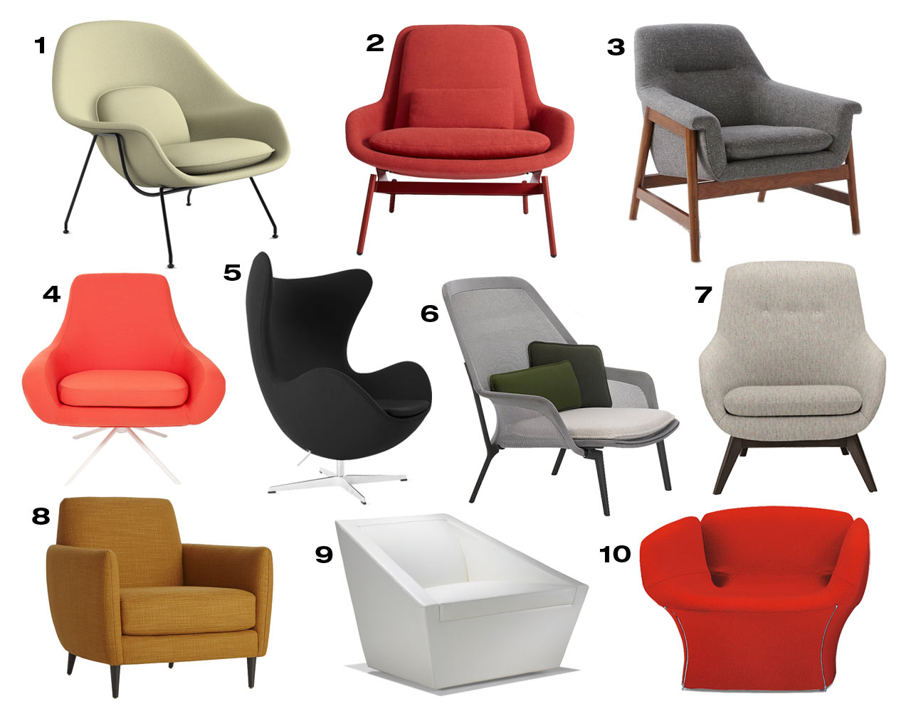 Fullsize Of Cozy Lounge Chairs