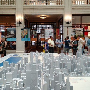 """<span class=""""entry-title-primary"""">Good Intentions</span> <span class=""""entry-subtitle"""">The Chicago Architecture Foundation Presents Big Ideas for All Fifty Wards</span>"""