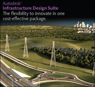 Autodesk Infrastructure Design Suite 2012