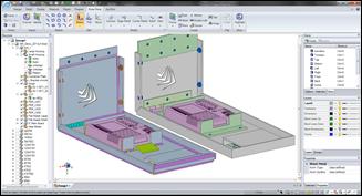 SpaceClaim Engineer 2011+ Sheet Metal Reconfiguration