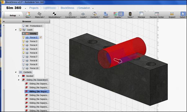 Autodesk Sim 360 Setup