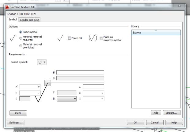 ACM - SurfaceTextures