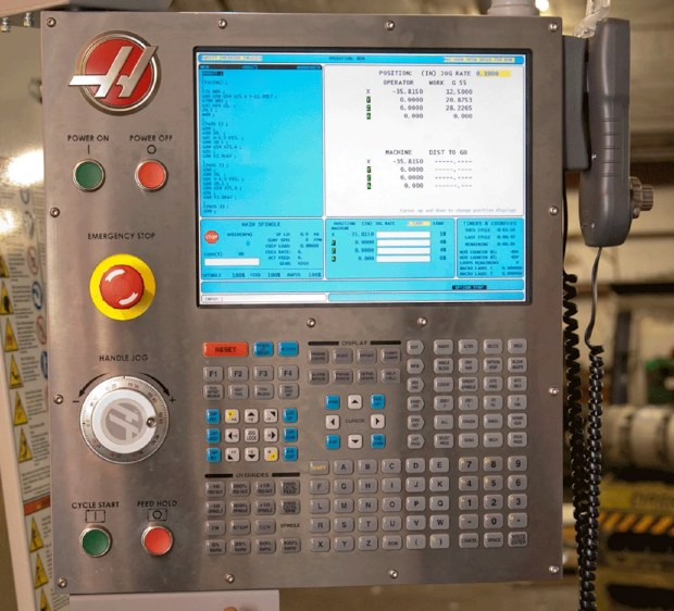 Haas CNC Controller