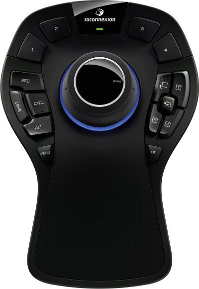 SpaceMouse Pro Wireless top_02