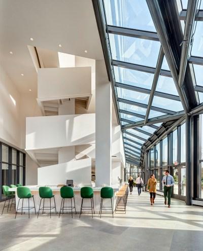 Education First, Lingo Café — BSA Design Awards   Boston Society of Architects