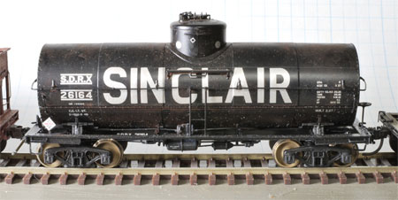 P2K insulated tank car