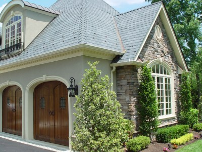 French Provincial Style Home - Design Build Planners
