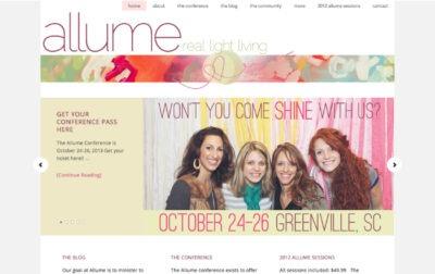 the allume conference - allume.com