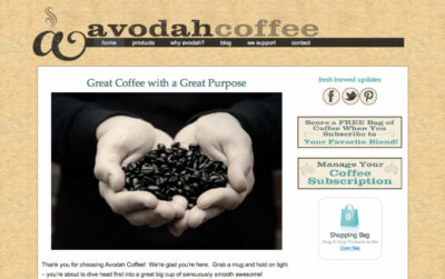 Avodah Coffee - avodahcoffee.com