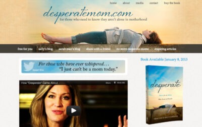 desperate book - desperatemom.com