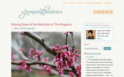 Jumping Tandem - deidrariggs.com