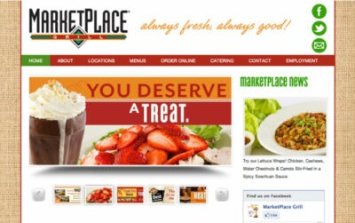 MarketPlace Grill - marketplacegrill.com