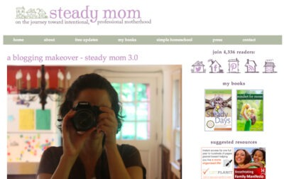 Steady Mom - steadymom.com